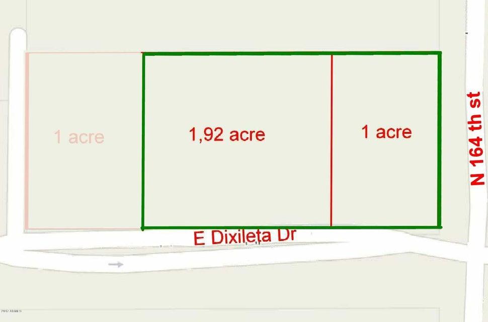 16394 E Dixileta Drive