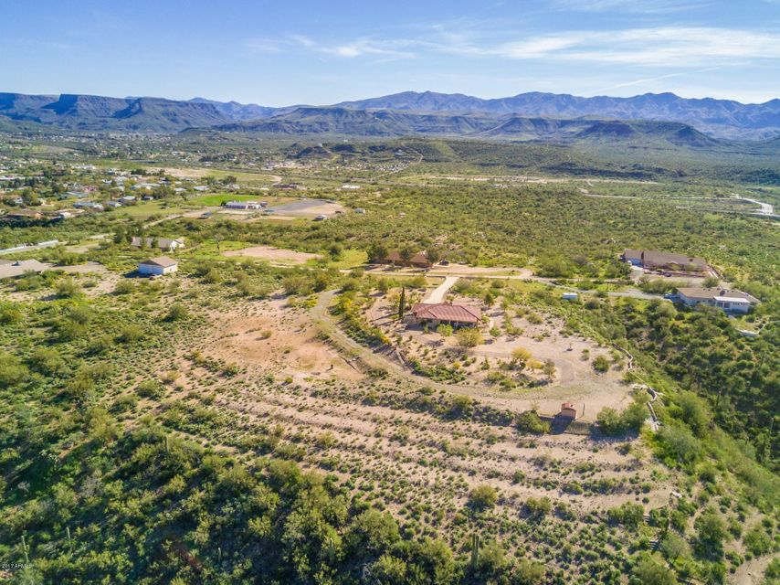 35225 S RIVER RIDGE Road Lot 43, Black Canyon City, AZ 85324
