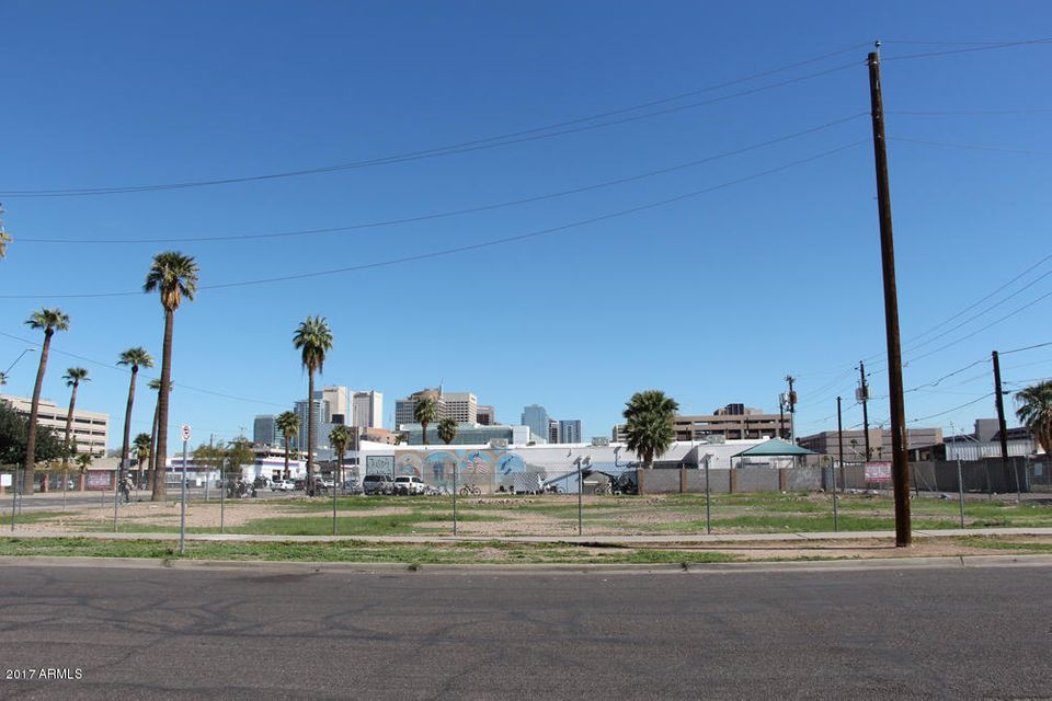 1007-1011 W JEFFERSON Street Lot 5, Phoenix, AZ 85007
