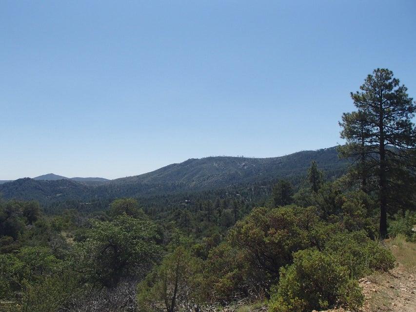 22650 S Towers Mountain Road, Crown King, AZ 86343