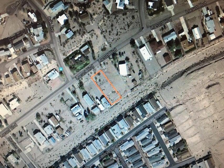 3108 LOCUST Boulevard Lot 17, Bullhead City, AZ 86429