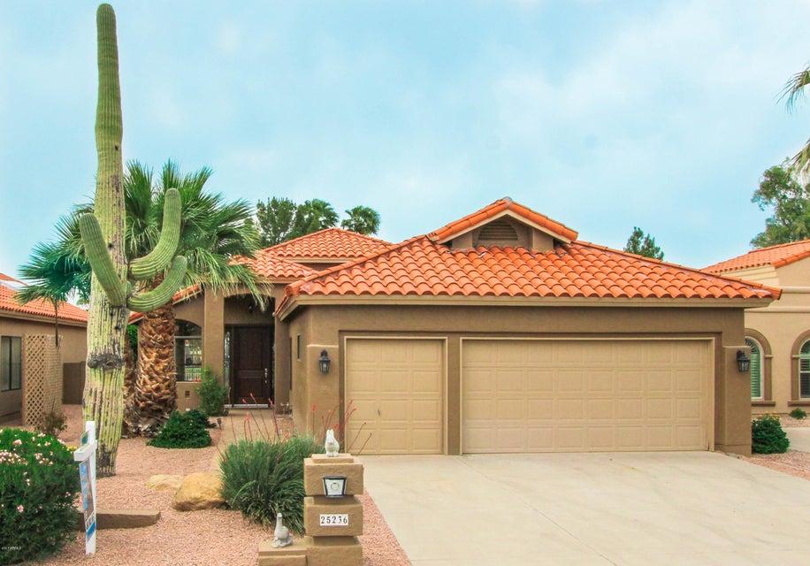 25236 S CLOVERLAND Drive, Sun Lakes, AZ 85248