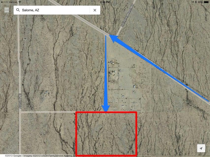 XXX E Salome Highway Lot 27, Salome, AZ 85348