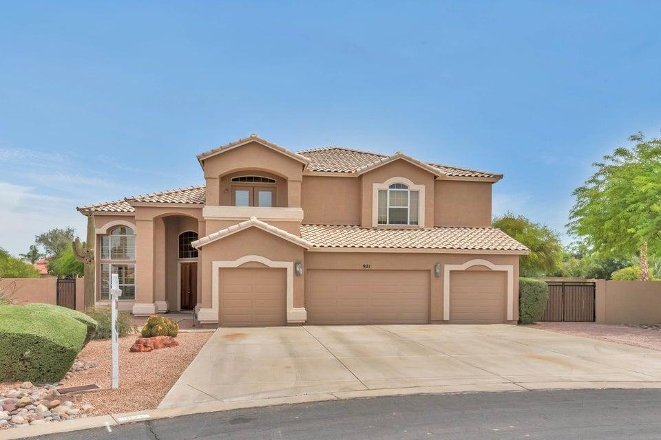 971 N POINCIANA Road, Gilbert, AZ 85234