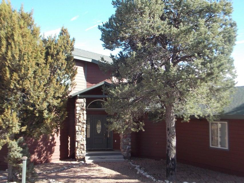 2255 BOGEY Place, Overgaard, AZ 85933