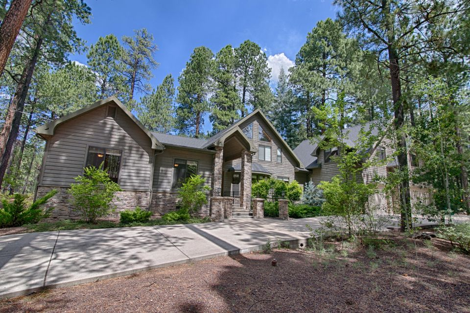 3142 LAKE VIEW Drive, Pinetop, AZ 85935
