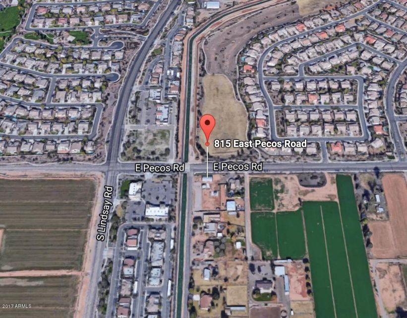 815 E PECOS Road, Gilbert, AZ 85295