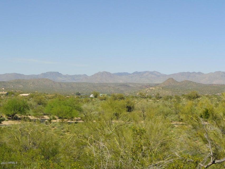 1055 W MONTE VISTA Trail Lot 19, Wickenburg, AZ 85390
