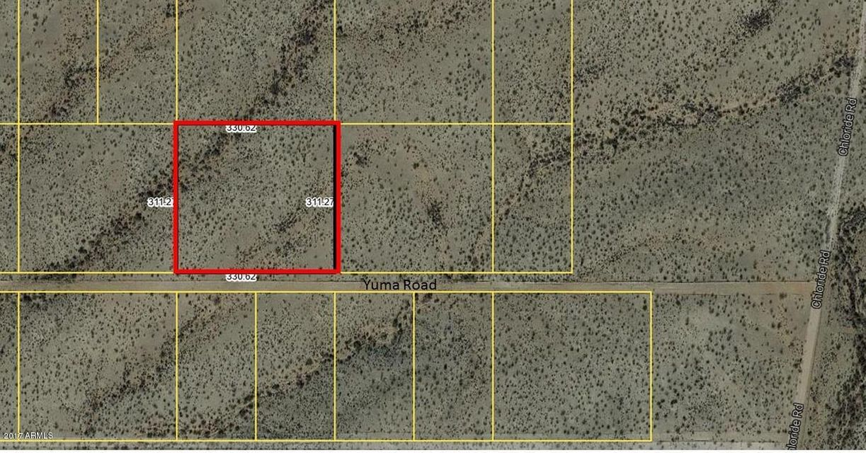 Lot 48 Yuma Road Lot 48, Kingman, AZ 86401