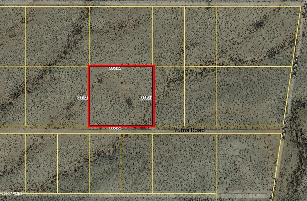 Lot 47 Yuma Road Lot 47, Kingman, AZ 86401
