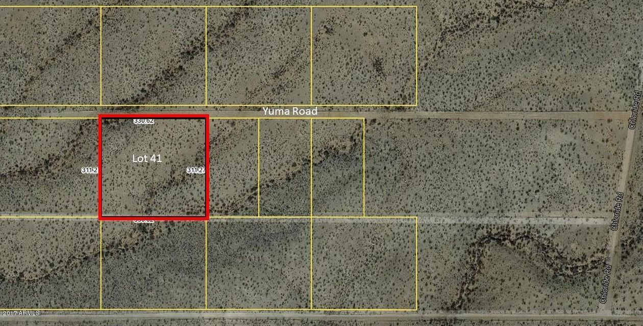 Lot 41 Yuma Road Lot 41, Kingman, AZ 86401