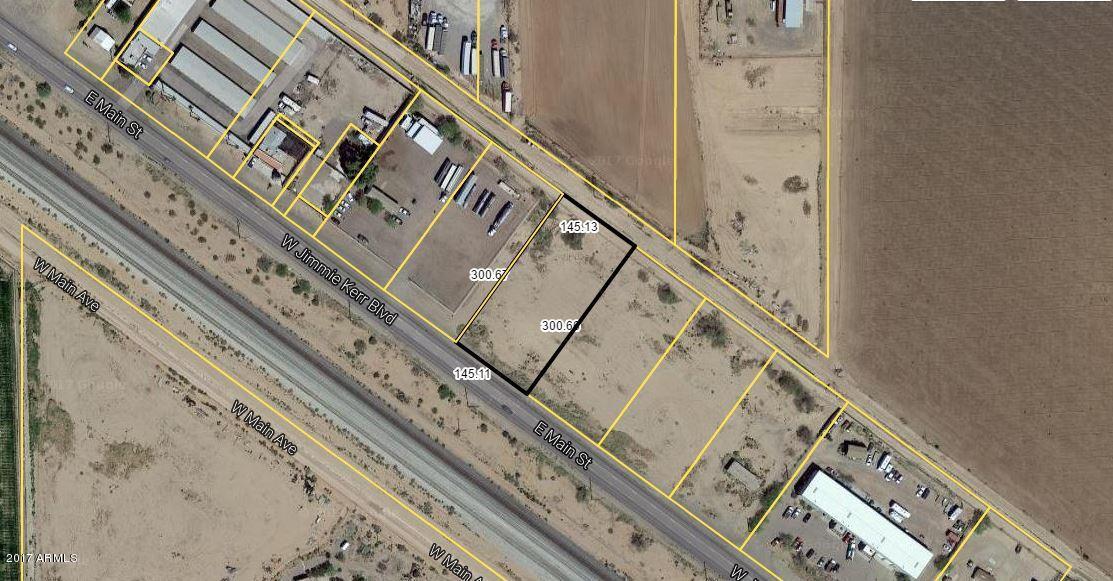 15306 W JIMMIE KERR Boulevard Lot 7, Casa Grande, AZ 85122