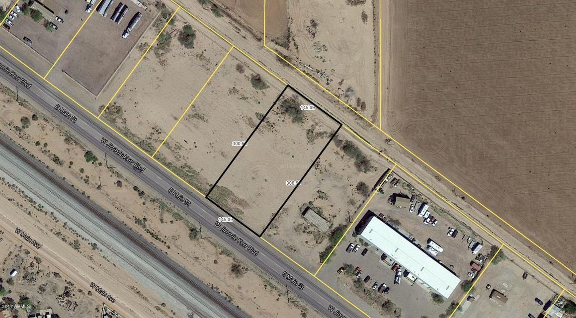 15306 W JIMMIE KERR Boulevard Lot 5, Casa Grande, AZ 85122