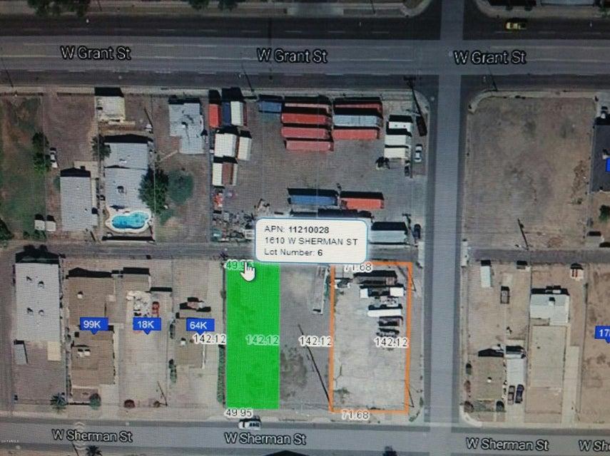 1601 W GRANT Street Lot 2, Phoenix, AZ 85007