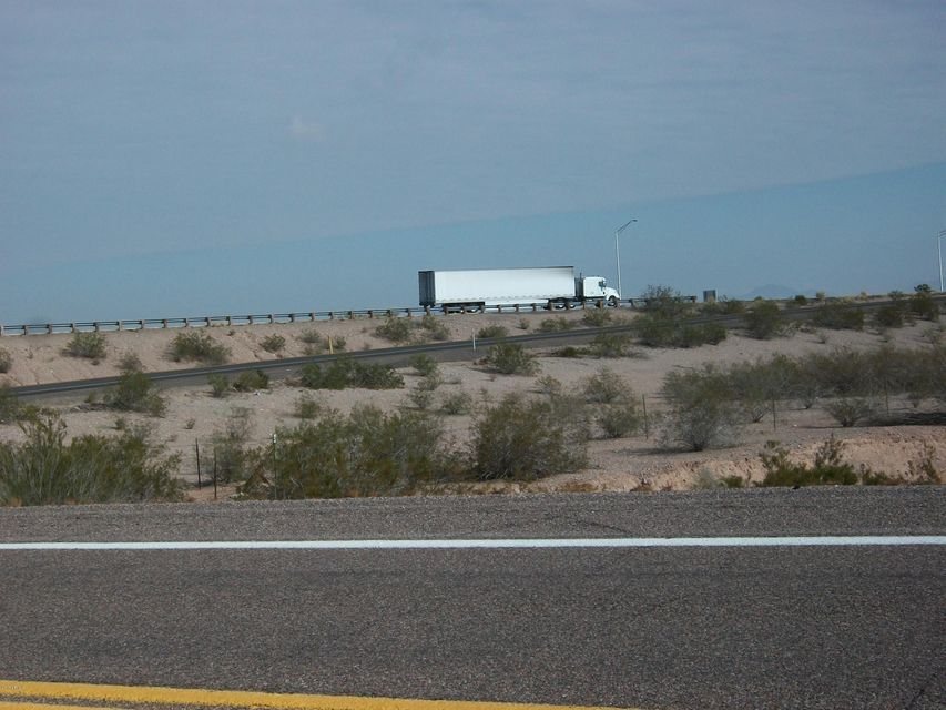 SR I-85 ~ SR I-8 --, Gila Bend, AZ 85337