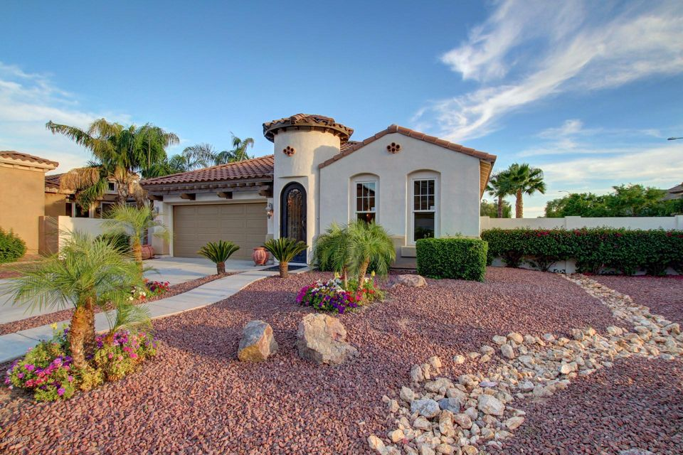 2261 E HONEYSUCKLE Place, Chandler, AZ 85286