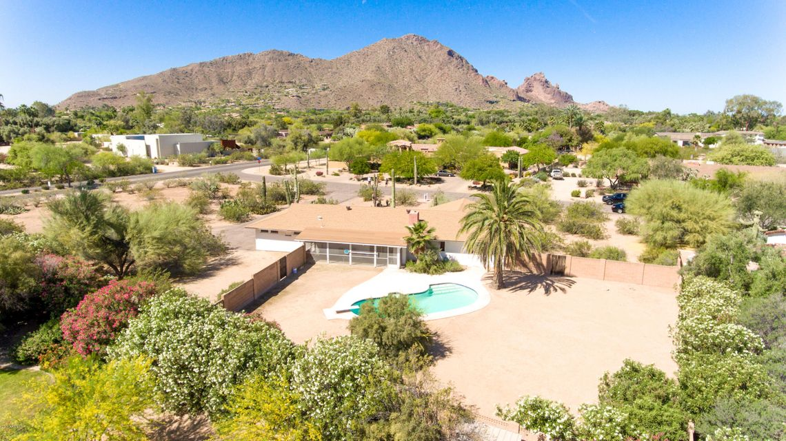 6009 N KACHINA Lane, Paradise Valley, AZ 85253