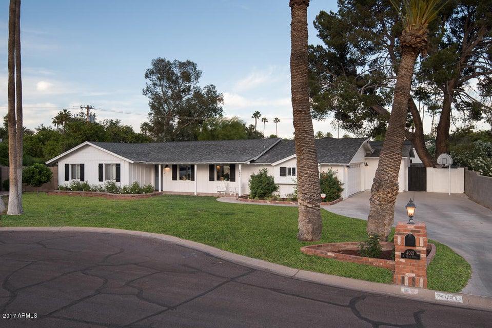 4021 N 59TH Street, Phoenix, AZ 85018