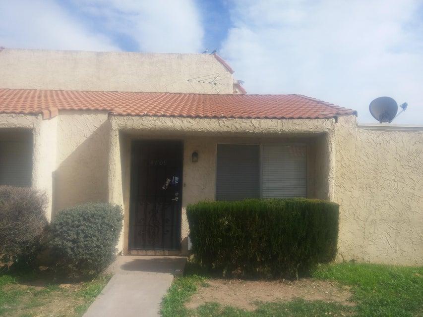 4809 W MARLETTE Avenue, Glendale, AZ 85301