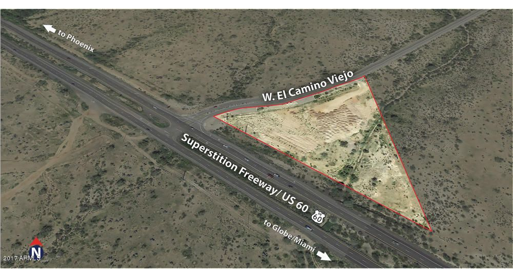 16587 W EL CAMINO VIEJO --, Gold Canyon, AZ 85118