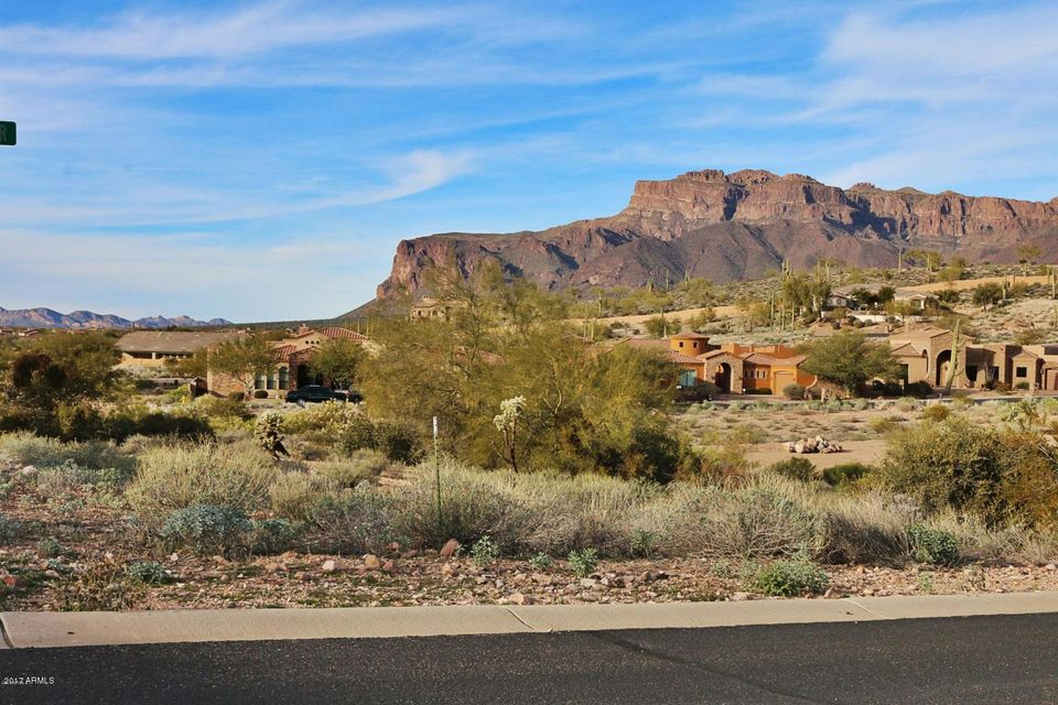 8904 E CANYON CREEK Drive Lot 22, Gold Canyon, AZ 85118