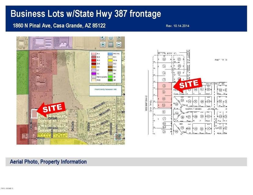 1852 N PINAL Avenue Casa Grande, AZ 85122 - MLS #: 5549541