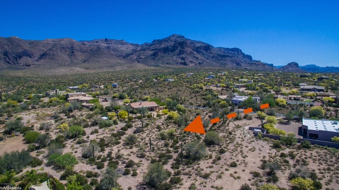 S Tonto View --, Gold Canyon, AZ 85118
