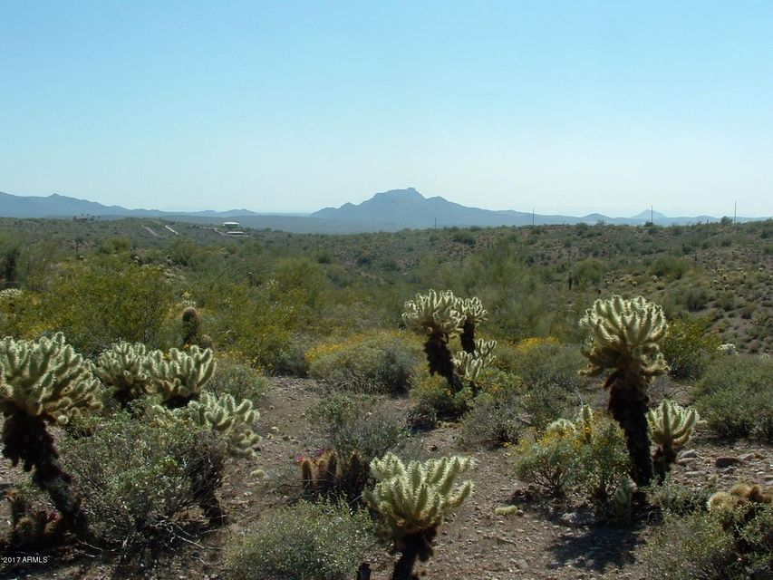 N Sandy Bluff Road, Fort McDowell, AZ 85264