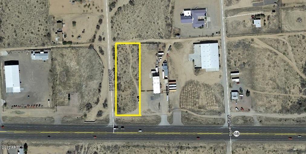 3318 N MCNEAL Road Lot 10, Golden Valley, AZ 86413