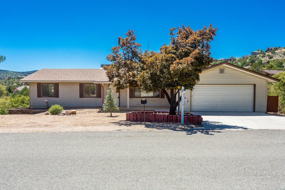 4839 HORNET Drive, Prescott, AZ 86301