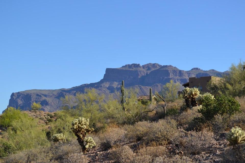 9030 E AVENIDA FIEBRE DE ORO Street Lot 25, Gold Canyon, AZ 85118