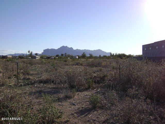 0 S Meridian Road Apache Junction, AZ 85120 - MLS #: 5599438