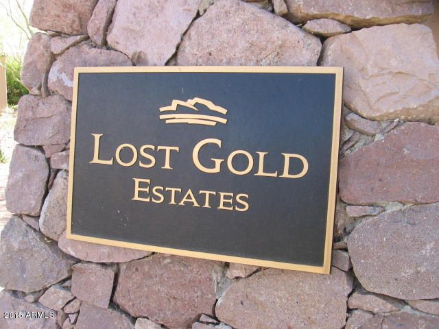 3505 S FIRST WATER Trail Gold Canyon, AZ 85118 - MLS #: 5602150