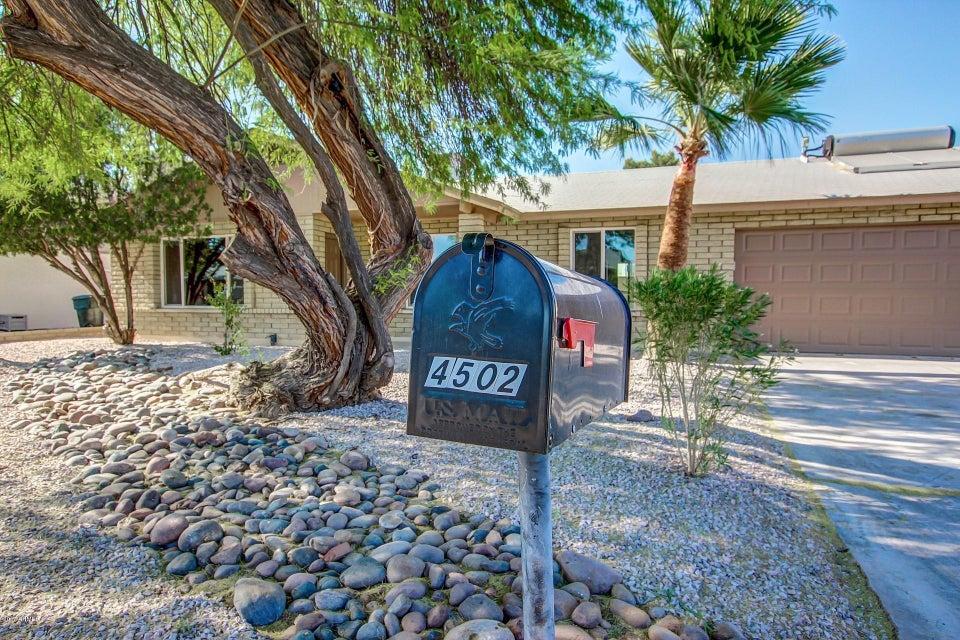4502 E WILLOW Avenue, Phoenix, AZ 85032