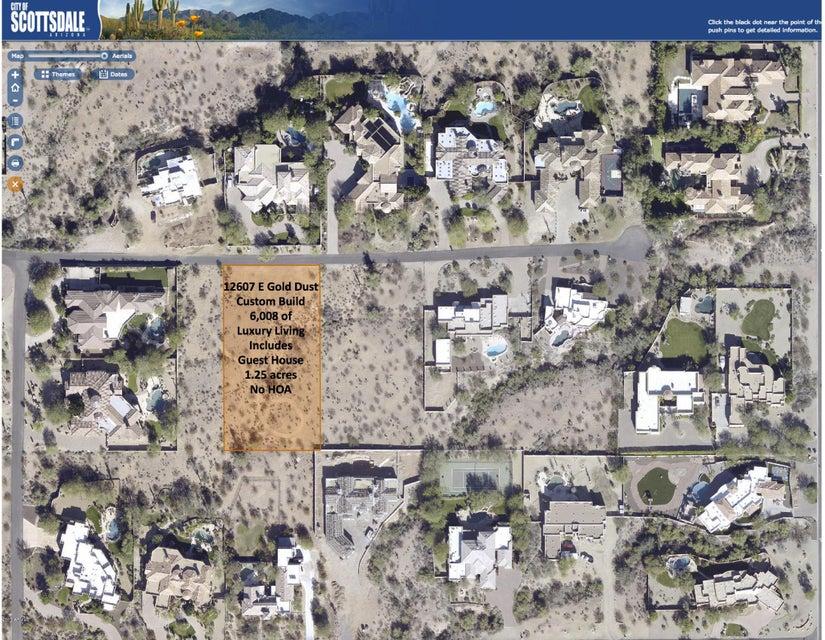 12607 E GOLD DUST Avenue, Scottsdale, AZ 85259