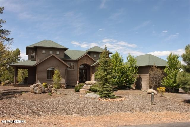4440 SHAGGY BARK Road, Show Low, AZ 85901