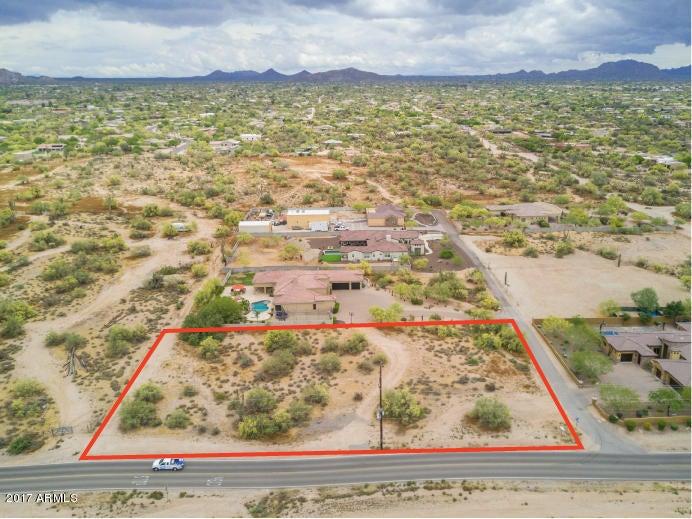 E Rancho Tierra Drive, Cave Creek, AZ 85331