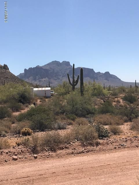 Aprox 5000 N Tomahawk Road Lot 8, Apache Junction, AZ 85119
