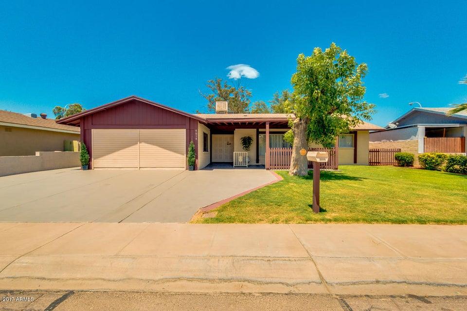 4614 W PALO VERDE Drive, Glendale, AZ 85301