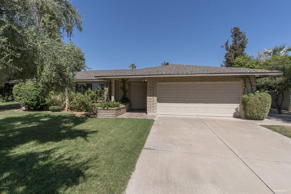 8356 E Via De Risa --, Scottsdale, AZ 85258