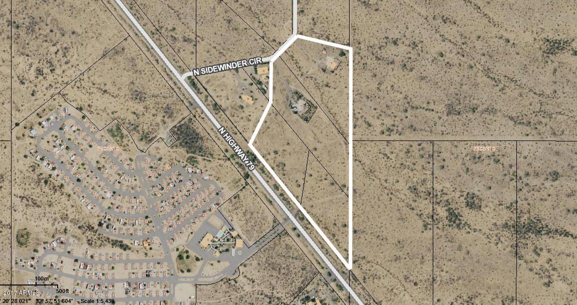 9775 N Sidewinder Circle, Florence, AZ 85132
