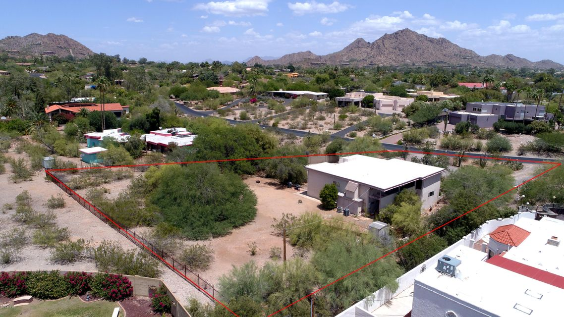 6516 N HILLSIDE Drive, Paradise Valley, AZ 85253