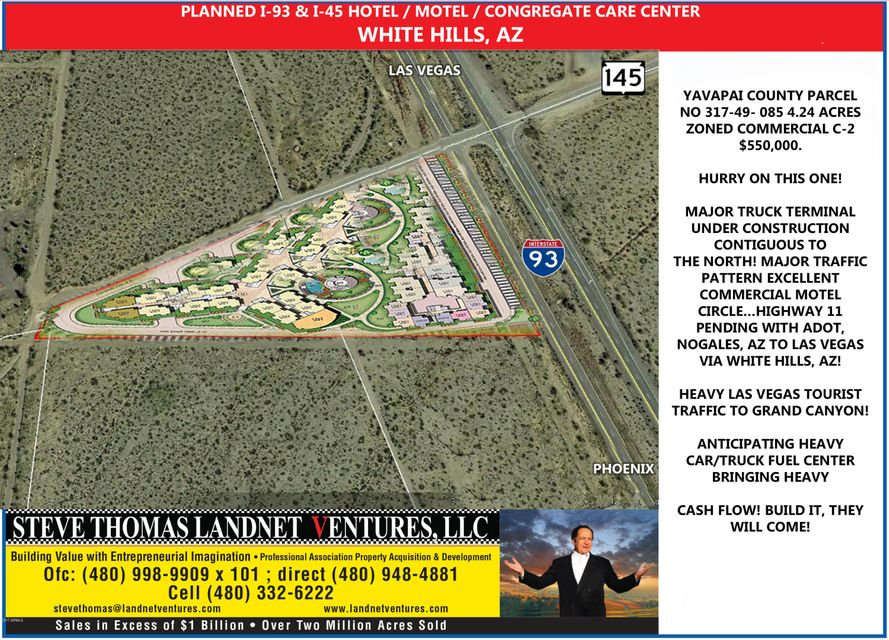 19XXX US-93 Highway, Willow Beach, AZ 86445