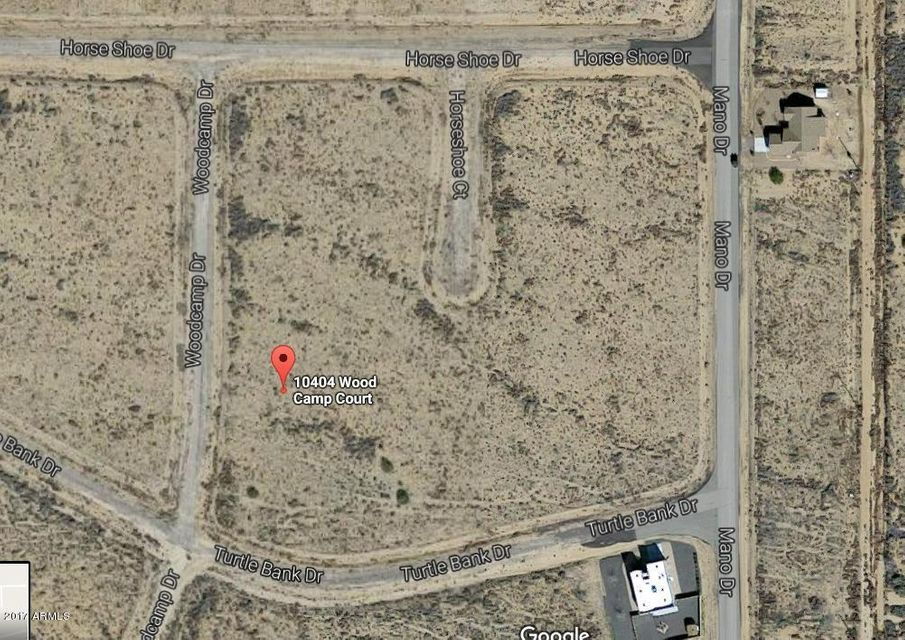 10404 N WOOD CAMP Drive, Kingman, AZ 86401