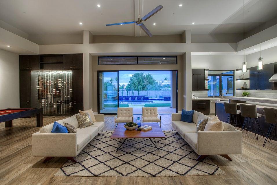 6701 E Fanfol Drive Paradise Valley, AZ 85253 - MLS #: 5611000