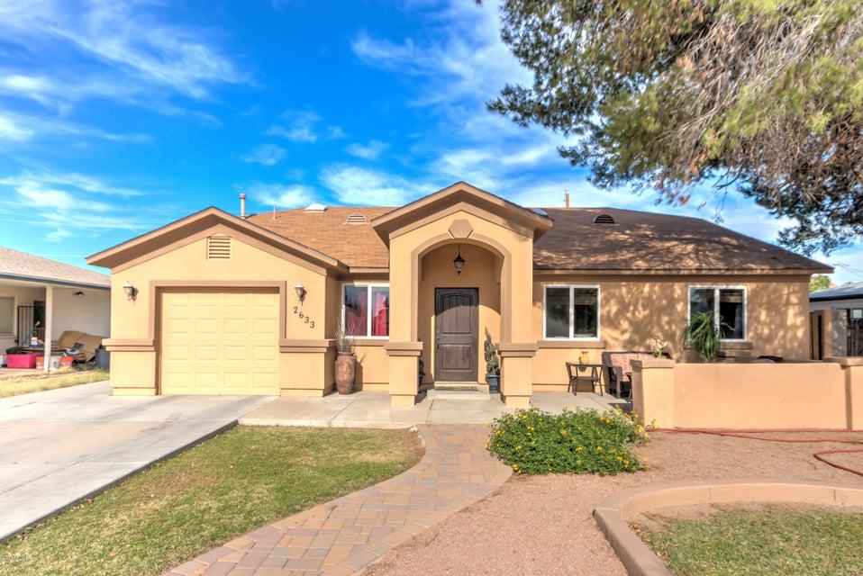 2633 N 51ST Street, Phoenix, AZ 85008
