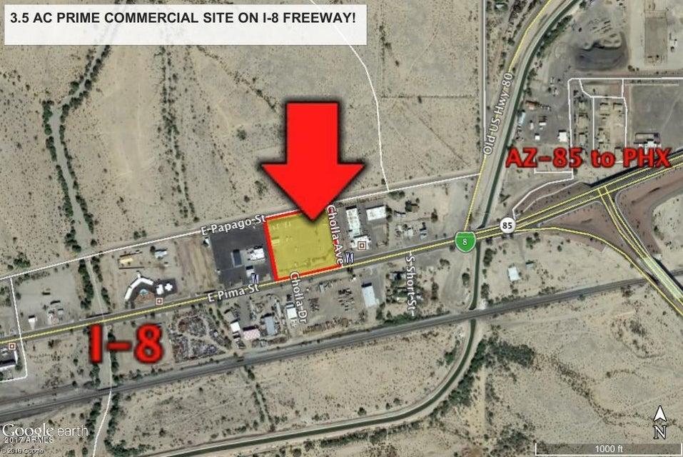 944 E PIMA Street Lot 2   3, Gila Bend, AZ 85337