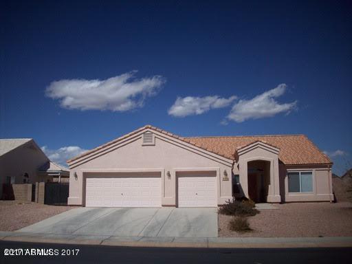 4571 PASEO BRAZOS Street, Sierra Vista, AZ 85635