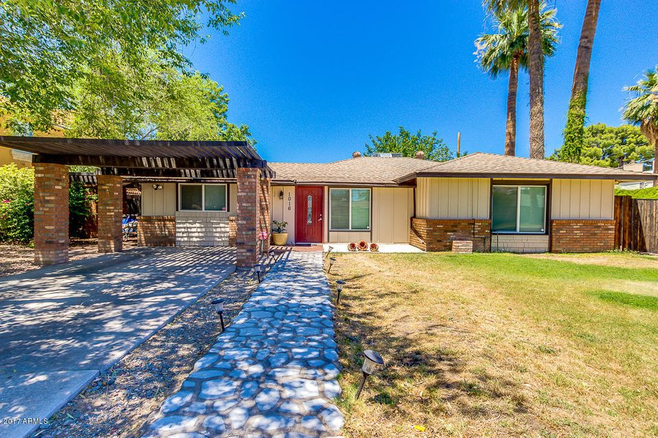 1016 E SIERRA VISTA Drive, Phoenix, AZ 85014
