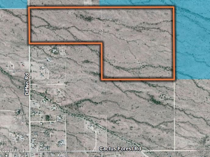 000 N DIFFIN Road Lot 0, Florence, AZ 85132